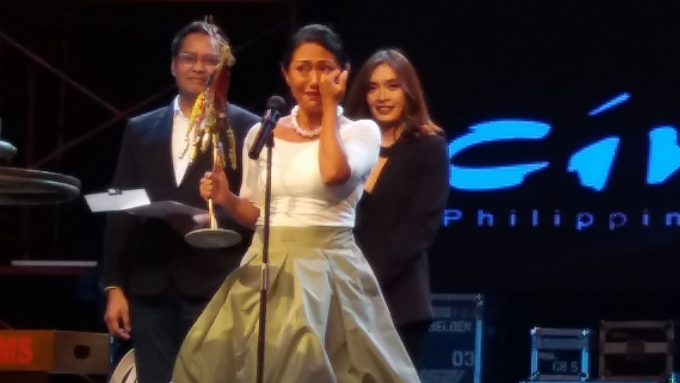 Angeli Bayani, Respeto lead Cinemalaya 2017 winners