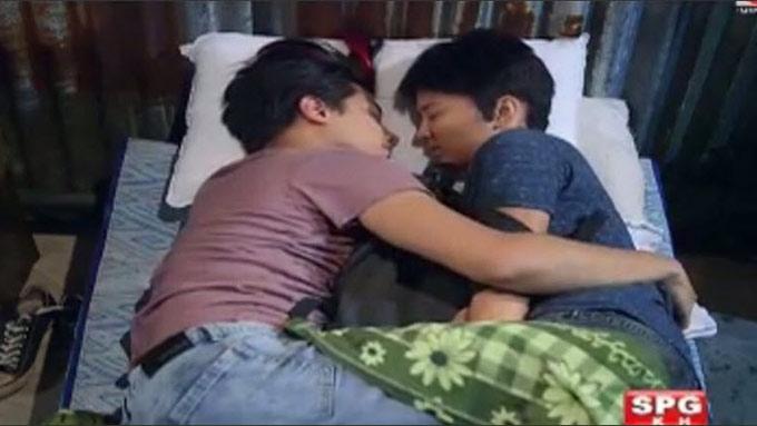 Kathryn, Daniel go viral for sharing bed in La Luna Sangre