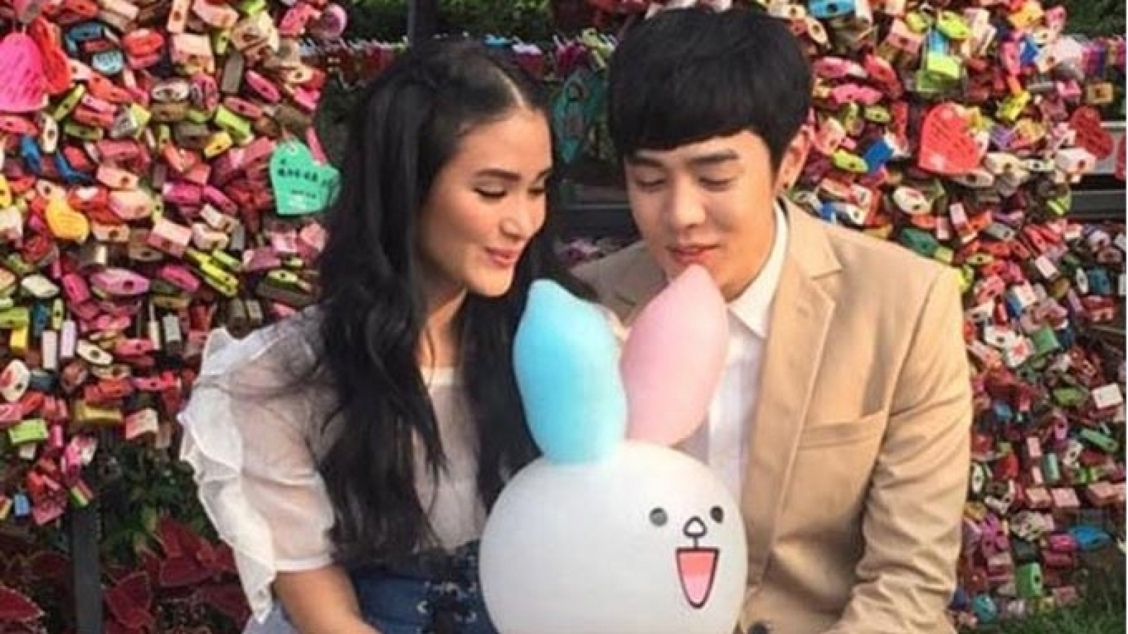 Alexander Lee on kissing Heart Evangelista: