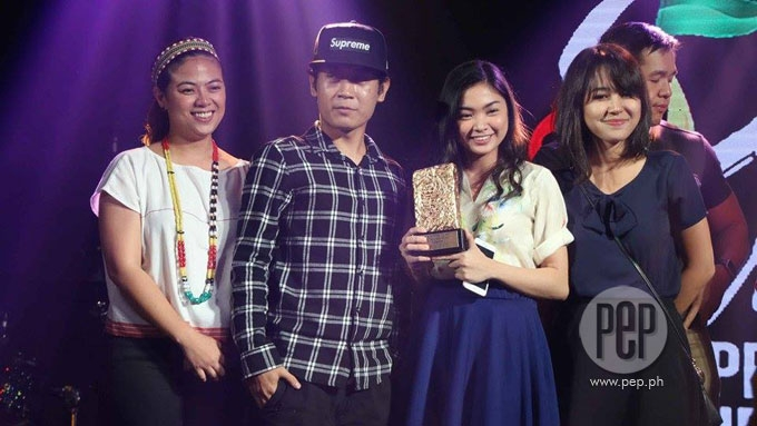 Here are winners of prizes in Pista ng Pelikulang Pilipino