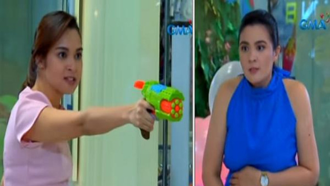 Ryza Cenon picks Top 3 weapons of choice in Ika-6 Na Utos