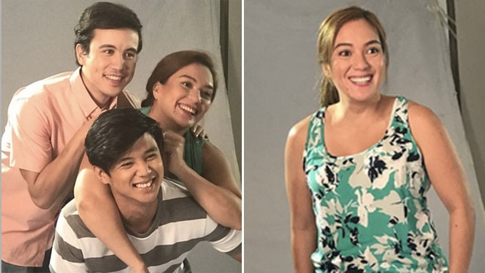Sylvia Sanchez to work with son Arjo Atayde in teleserye