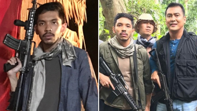 Former GMA-7 talent Sancho delas Alas joins Probinsyano