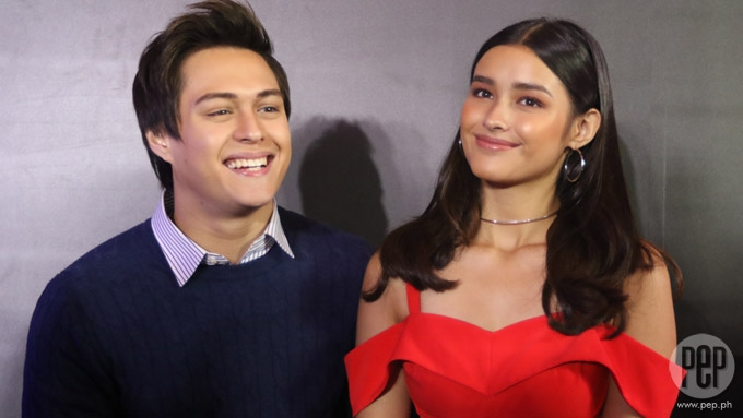 Liza Soberano, Enrique in supernatural themed series Bagani