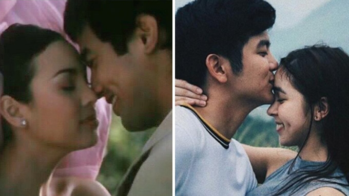 Joshua-Julia photo sparks comparisons to Rico Yan-Claudine