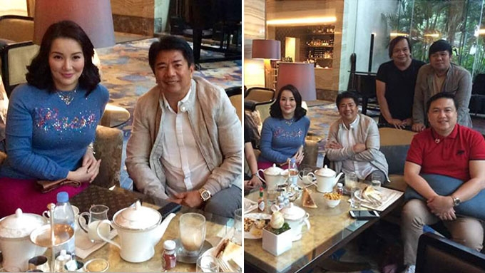 Will Kris Aquino co-host <em>Wowowin</em> with Willie Revillame?