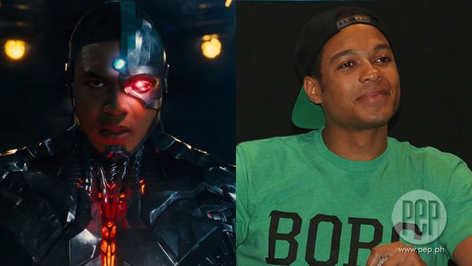 Hollywood actor Ray Fisher can't wait to go back to Manila