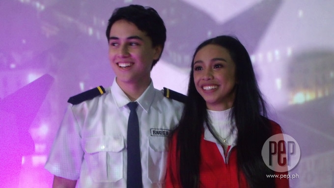 Mayward, willing to do anything for debut film except for...