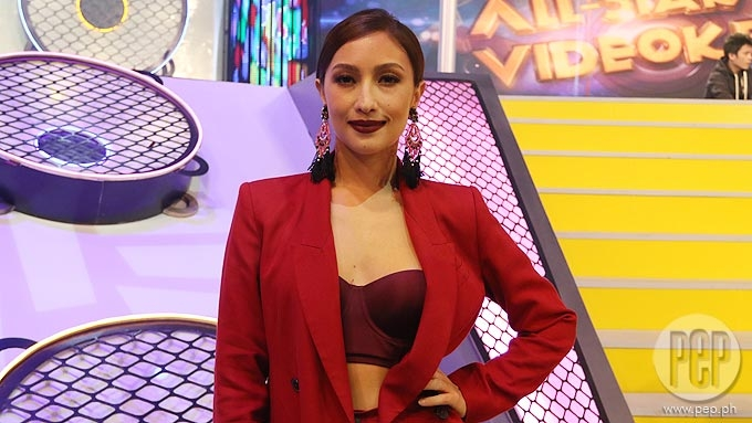 Solenn reacts to those saying she is a favorite in GMA-7