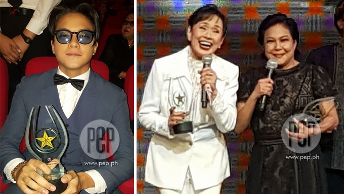 Nora, Vilma, Daniel win top honors at Star Awards for Movies