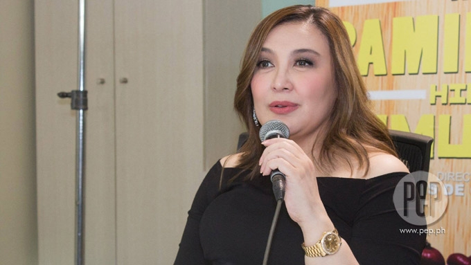 Sharon Cuneta's new leading man is her ex-boyfriend!