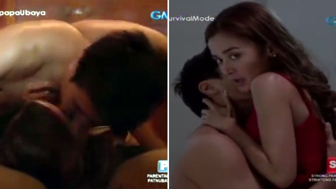 MTRCB summons Impostora for Kris Bernal love scenes