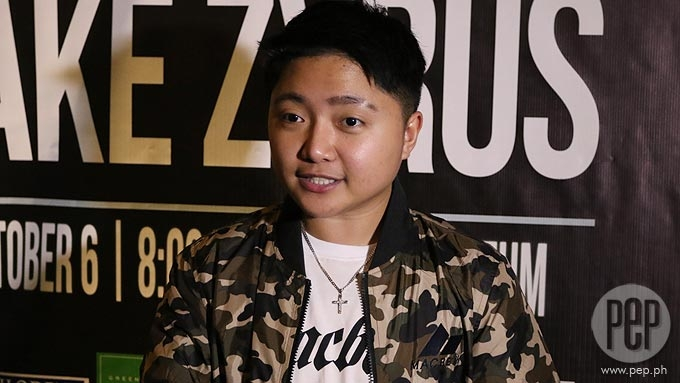 Jake Zyrus says he's nothing compared to Charice