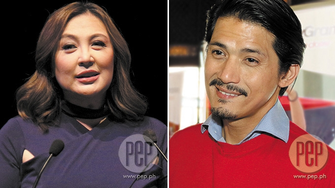 Sharon Cuneta refers to her ex-boyfriend as