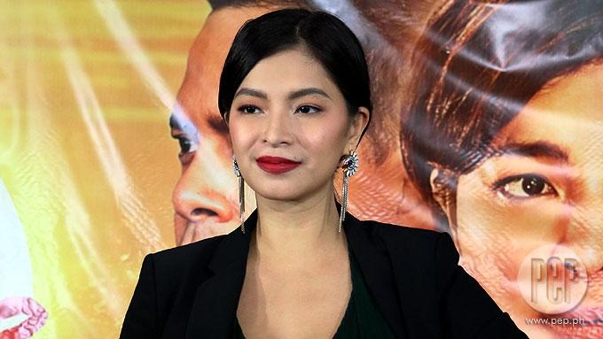 Angel Locsin on LLS: Hindi naman ako yung makikinabang dito.