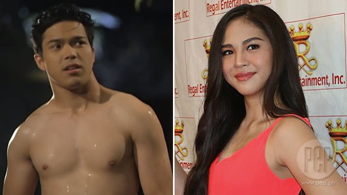 Janella on seeing topless Elmo: