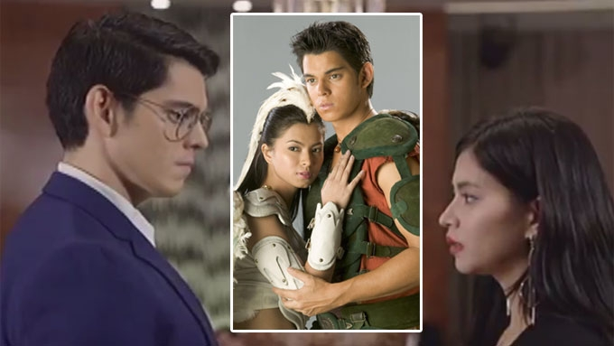 LOOK: Angel and Richard in the original Mulawin 13 years ago