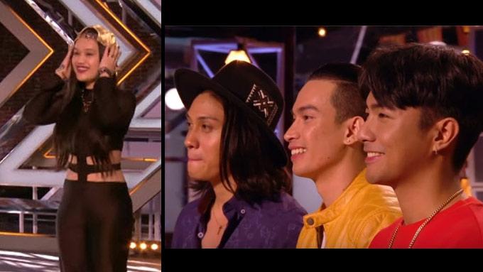 JBK and Fil-Australian Elysa made the cut in<em> X Factor UK</em>