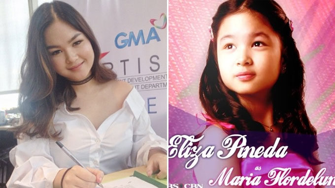 Former ABS-CBN actress Eliza Pineda transfers to GMA-7
