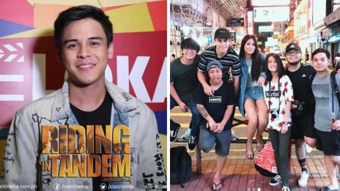 Khalil explains why he went to Hong Kong with Gabbi Garcia