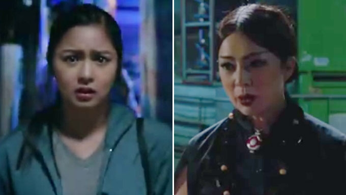 Why Kim Chiu had to reshoot scene with idol Alice Dixson