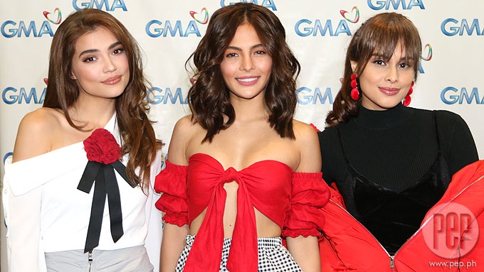 Lovi, Rhian, Max on blind items about their exes: