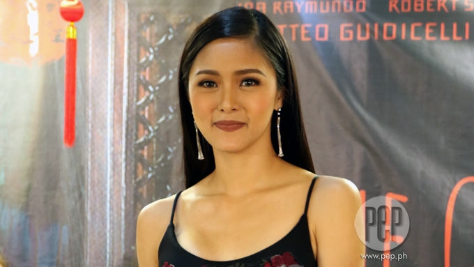 Kim Chiu rejects queen of horror title out of respect for Kris Aquino