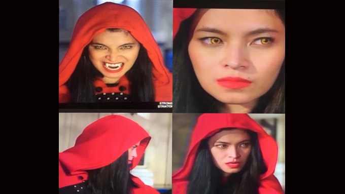 Angel Locsin reprimands fan who claims <em>La Luna Sangre</em> got
