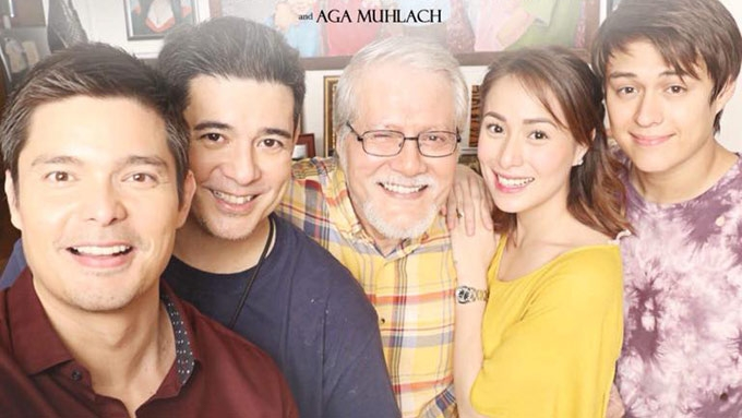 <em>Seven Sundays</em> grosses P153 million, says Star Cinema