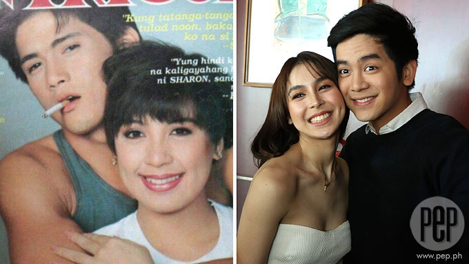 Joshua, Julia to star in Sharon-Robin reunion movie