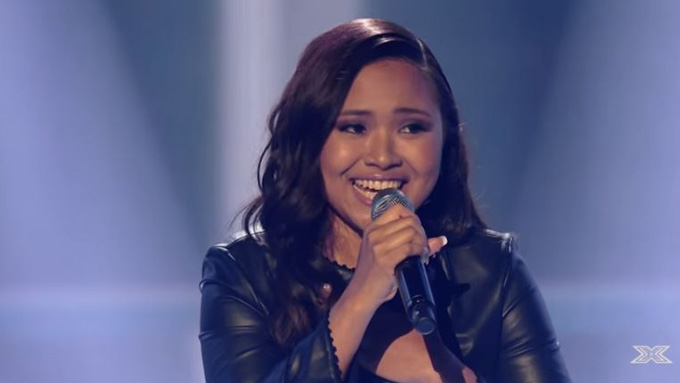 Alisah Bonaobra returns to <em>X Factor UK</em> as wildcard finalist