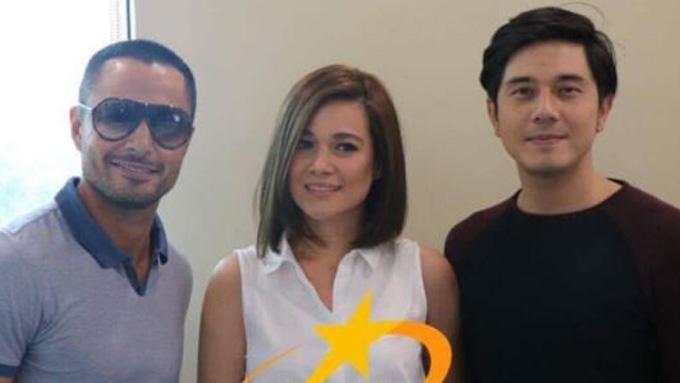 Derek returns to ABS-CBN; says,