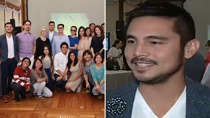 Marvin Agustin returns to GMA-7 to do this project