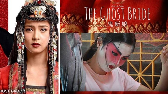 The Ghost Bride grosses P14.3 million on opening, says SC
