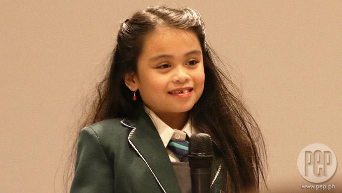 Esang De Torres of <em>Voice Kids</em> stars in Manila run of <em>Matilda</em> musical