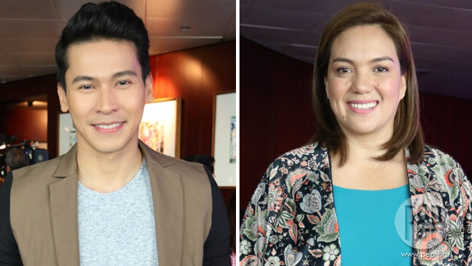 Will Sylvia and Enchong have a kissing scene in <em>Nay</em>?
