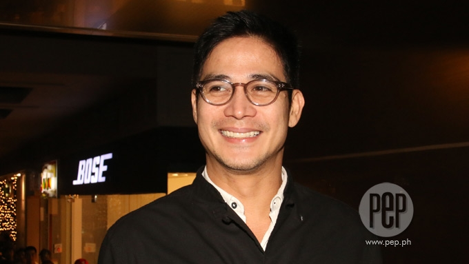 Piolo on Home Sweetie Home: