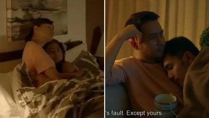Changing partners sex scene