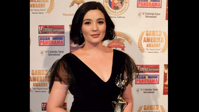Sunshine wins Best Actress for Ika6 na Utos in Gawad Amerika