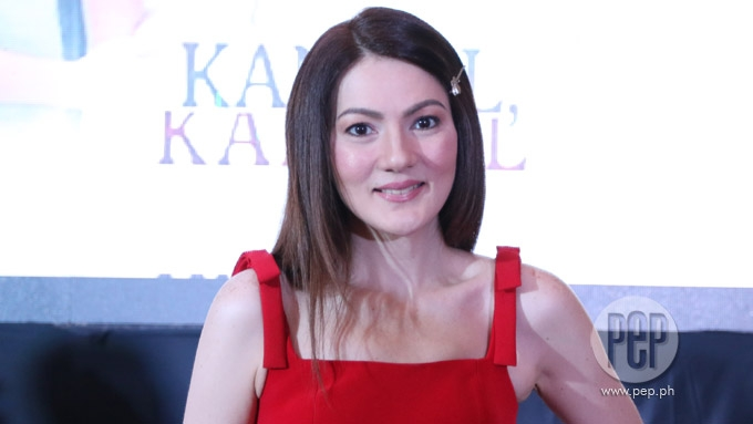 Carmina Villarroel gets nostalgic as she returns to GMA-7