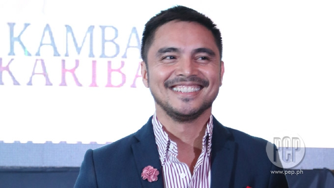 Marvin wanted to do one thing in ABS-CBN before GMA-7 stint