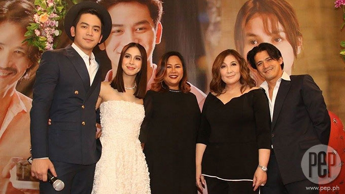 <em>Unexpectedly Yours</em> grosses P14 million on opening day -SC