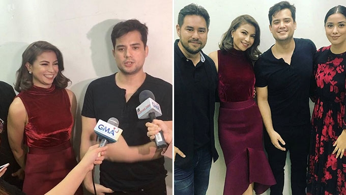Geoff Eigenmann returns to GMA after two-year stay with Ch 2