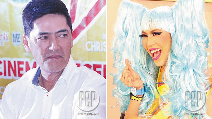 Vic comments on Vice Ganda's P1 billion box-office target