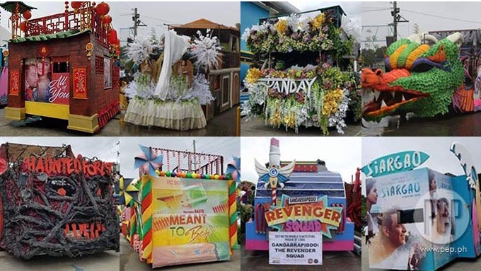 Which entry do you think will win Best Float in MMFF 2017?