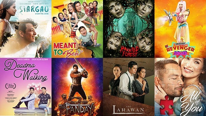 Here's how much MMFF 2017 grossed at the box office!