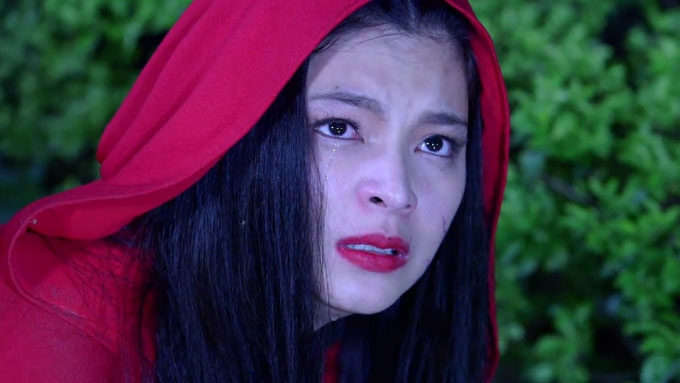 Angel Locsin bids goodbye to <em>La Luna Sangre</em>