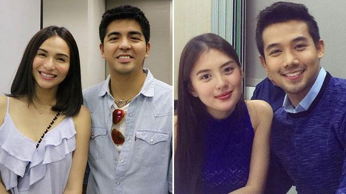 Jennylyn, Mark reunite via this shelved GMA-7 teleserye