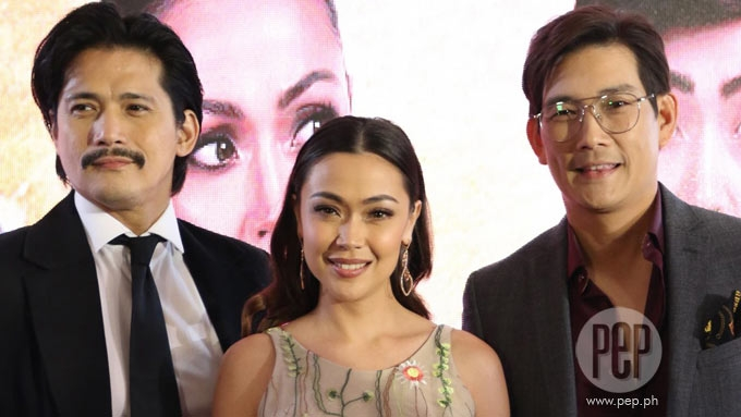 Here's what Robin Padilla gave up for teleserye with Jodi
