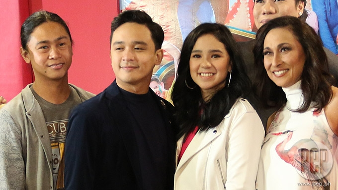 Mikoy Morales feels proud about working with Cherie Gil